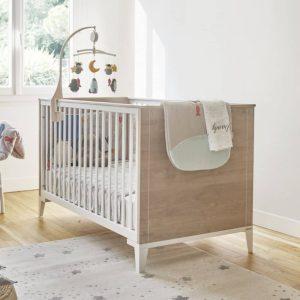 lit bébé évolutif marcel 70 x 140 cm galipette