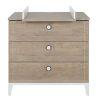 Commode en bois 3 tiroirs Marcel - Galipette