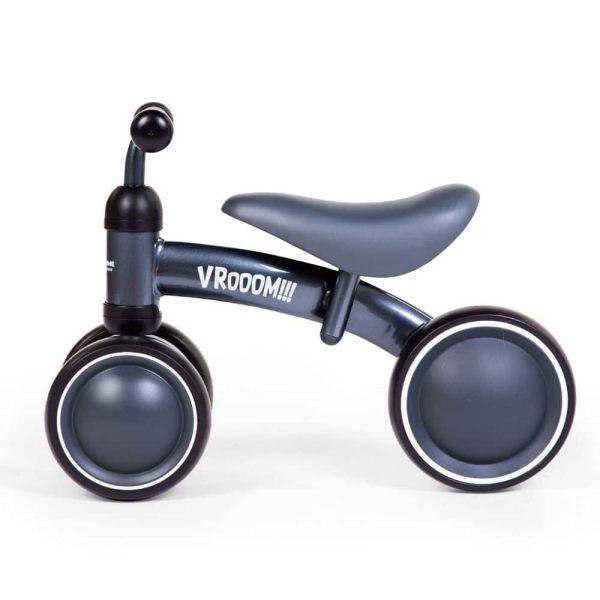 vélo porteur enfant vroom métal gris childhome (3)