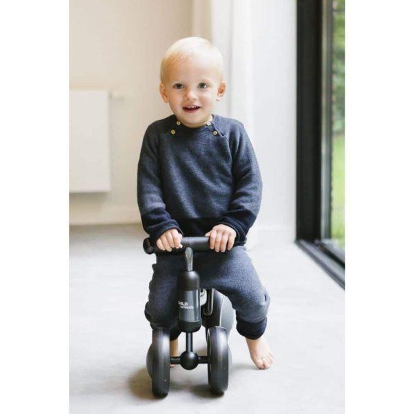 vélo porteur enfant vroom métal gris childhome (5)