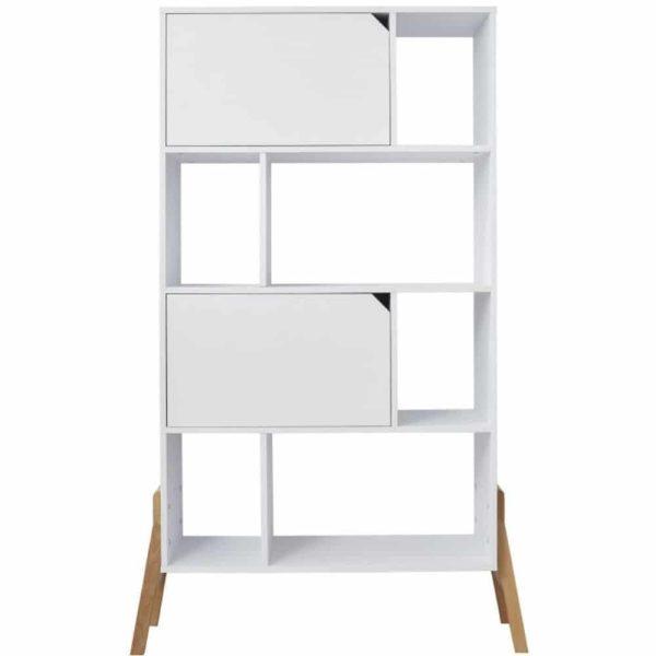 Bibliothèque ZANZIBAR Blanc