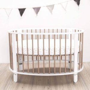 lit bébé cocon 60 x 120 cm