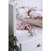 réducteur de lit simply glamour à volants rose poudré (2)