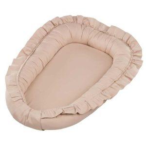 réducteur de lit simply glamour à volants nude (1)