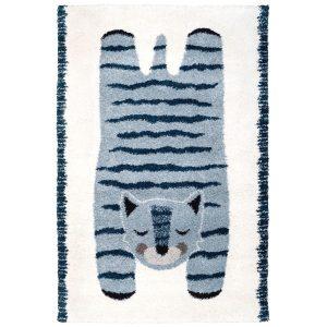 tapis chambre enfant tigre