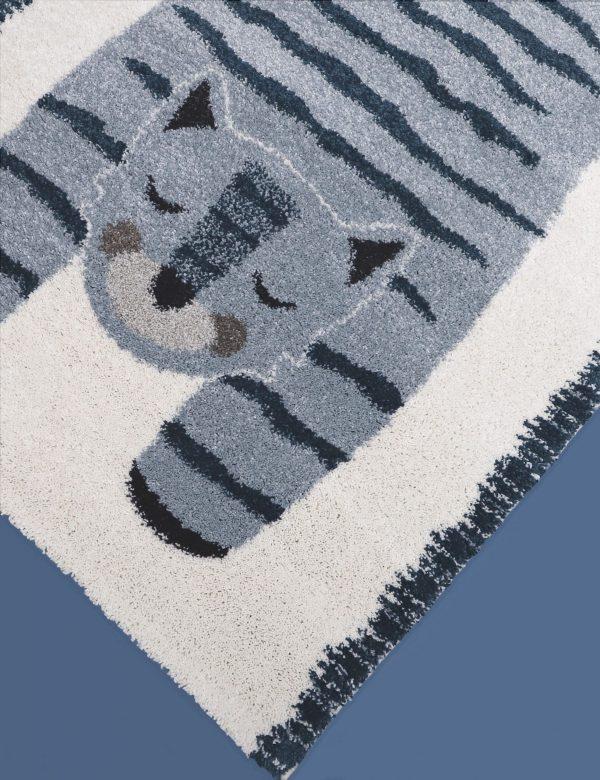 tapis chambre enfant tigre elvar nattiot