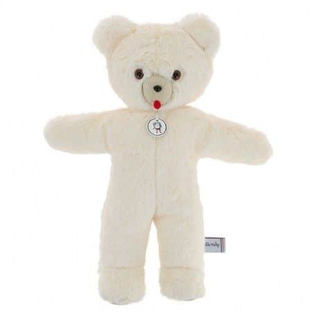 peluche ours toinou