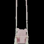 balançoire misioo swing rose