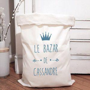 Grand sac de rangement Le Bazar