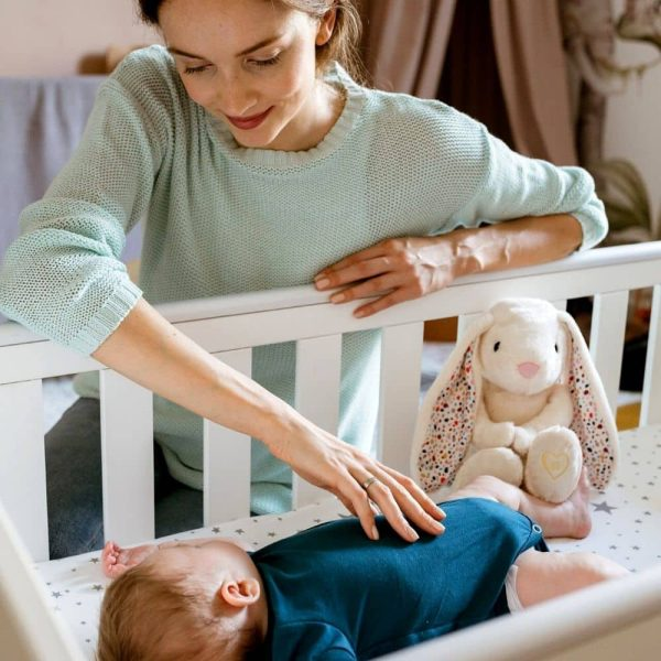 Le Lapin apaisant Wisbear pour enfant