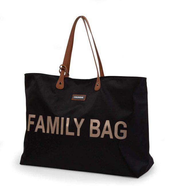 Sac Family Bag noir Childhome