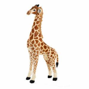 Peluche géante XXL girafe - CHILDHOME
