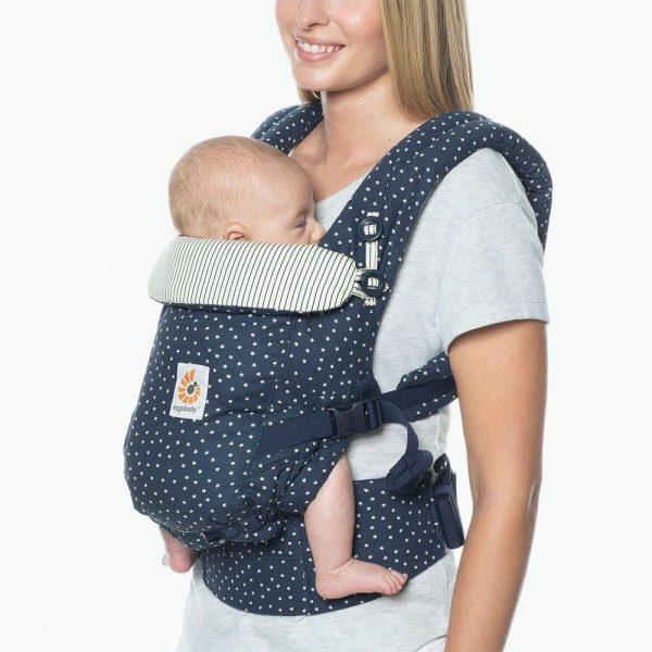 Porte bébé physiologique ERGOBABY - Adapt