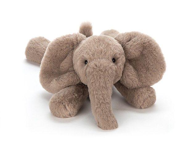 peluche éléphant Smudge Jellycat