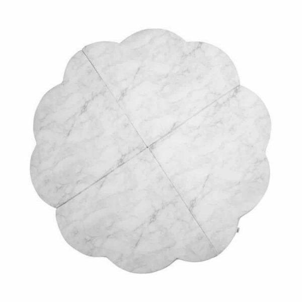 Tapis de jeu Matters White Marble