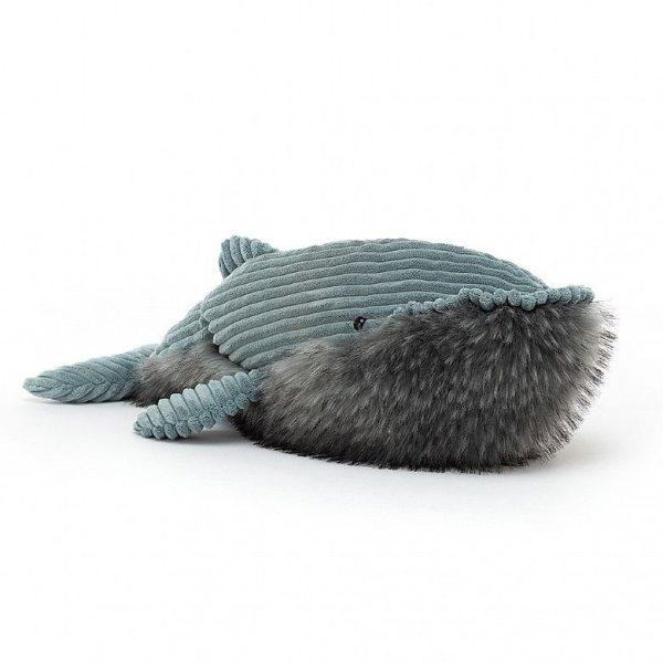 Peluche baleine wiley whale jellycat