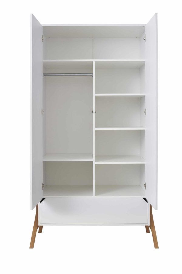 armoire blanche chambre enfant