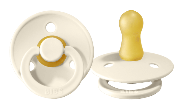 tétine bibs couleur ivoire