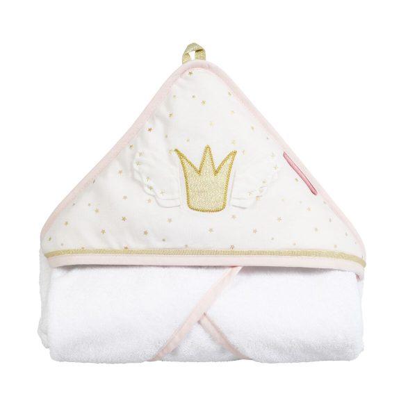 cape de bain enfant princesse Swan