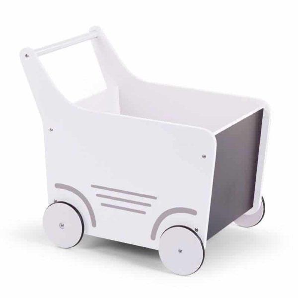 chariot enfant en bois