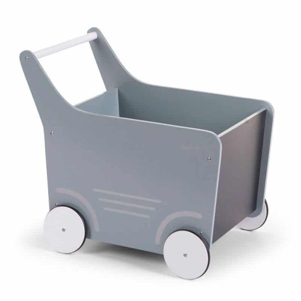 chariot enfant bois