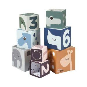 cubes à empiler Done by Deer