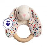 hochet de dentition lapinou whisbear