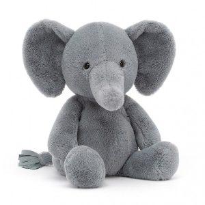 peluche éléphant nimbus jellycat