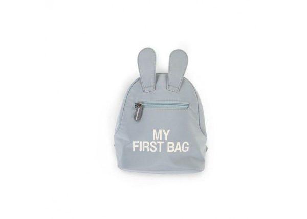 Sac à dos My first bag gris Childhome