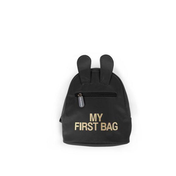 Sac à dos My first bag noir childhome