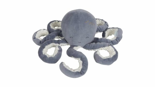 galerie-1-Peluche Octopus Ocean Blue Little Dutch-majoliechambre