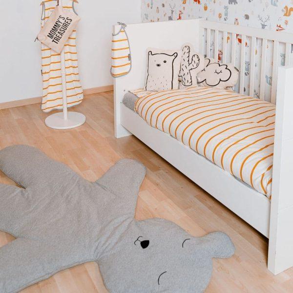 tapis d'éveil bébé ours teddy bear childhome