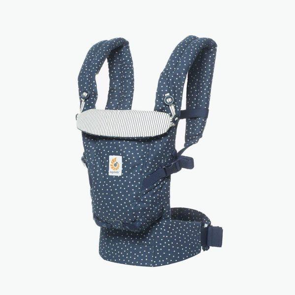 Porte bébé physiologique ERGOBABY - Adapt bleu galaxy