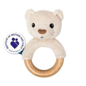 hochet de dentition ourson whisbear