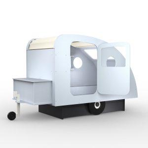 lit enfant caravane