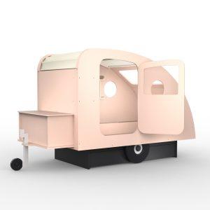 lit enfant caravane mathy by bols