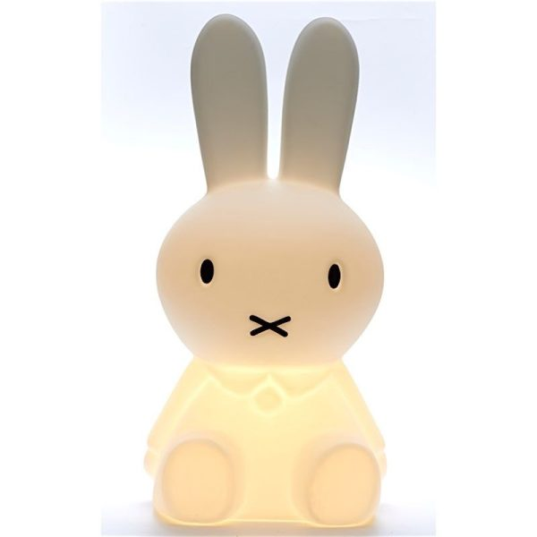 lampe enfant à poser miffy xl