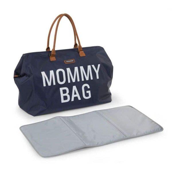 sac avec matelas à langer
