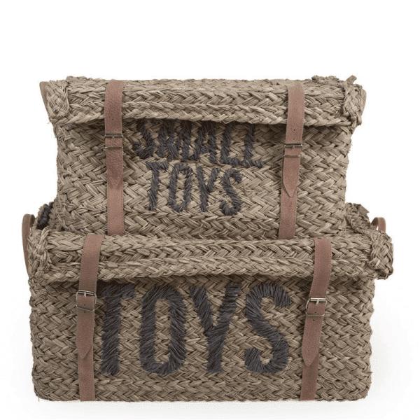paniers rangement jouets