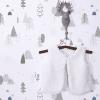 papier peint enfant motif forêt