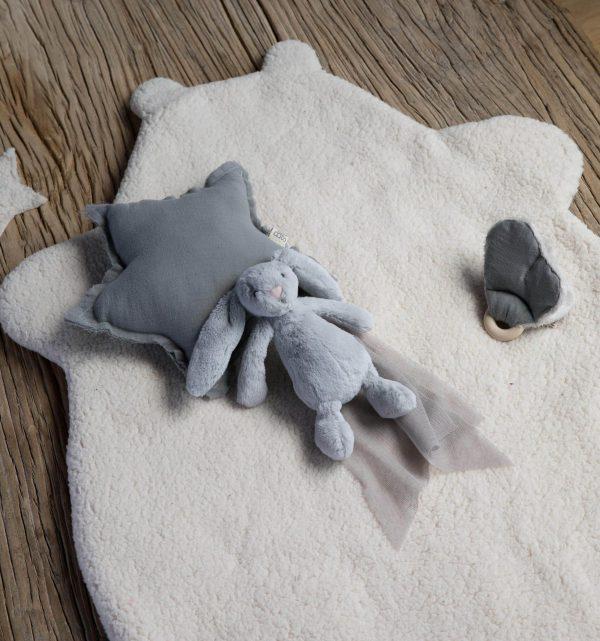 Plaid polaire pour bébé