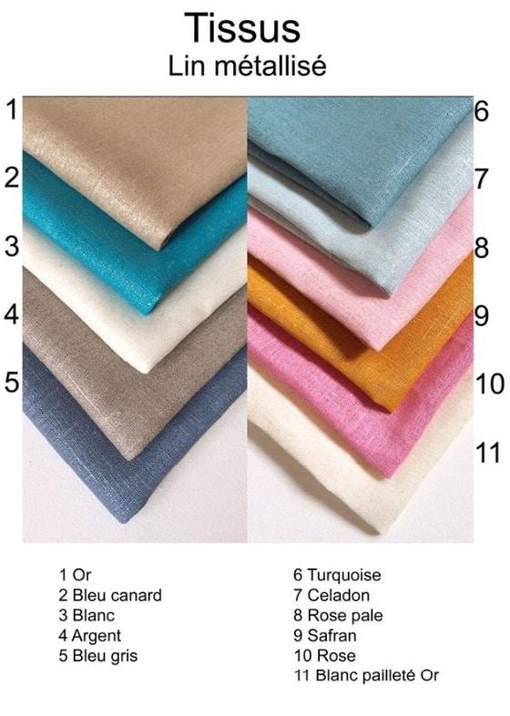 tissu-lin-métallisé-coloris
