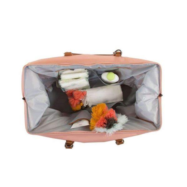 Sac mommy bag rose childhome