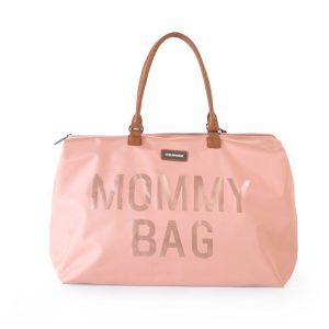 sac mommy bag rose