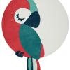 tapis enfant perroquet
