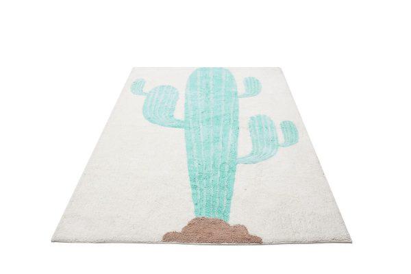 Tapis motif Cactus