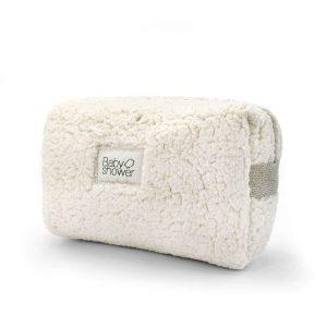 trousse de toilette en mouton