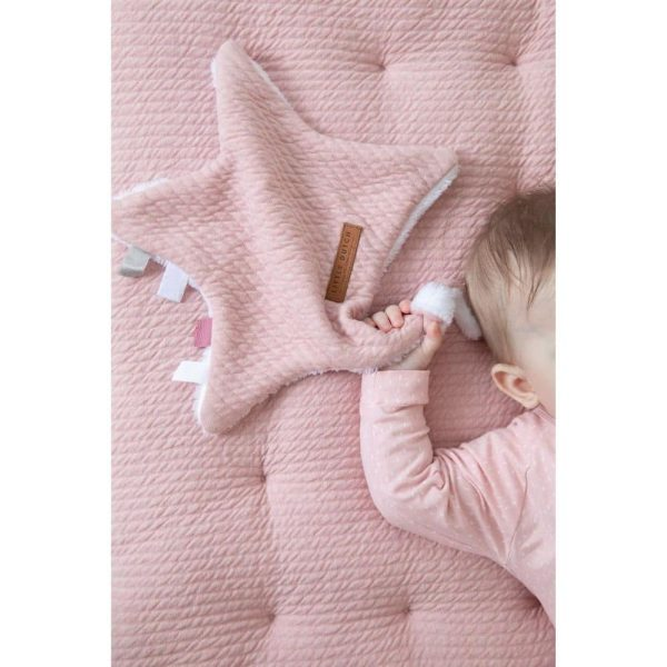 Doudou étoile Pure Pink Little Dutch