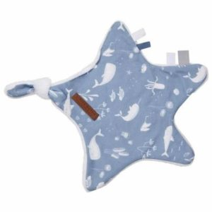 Doudou étoile Ocean Blue Little Dutch