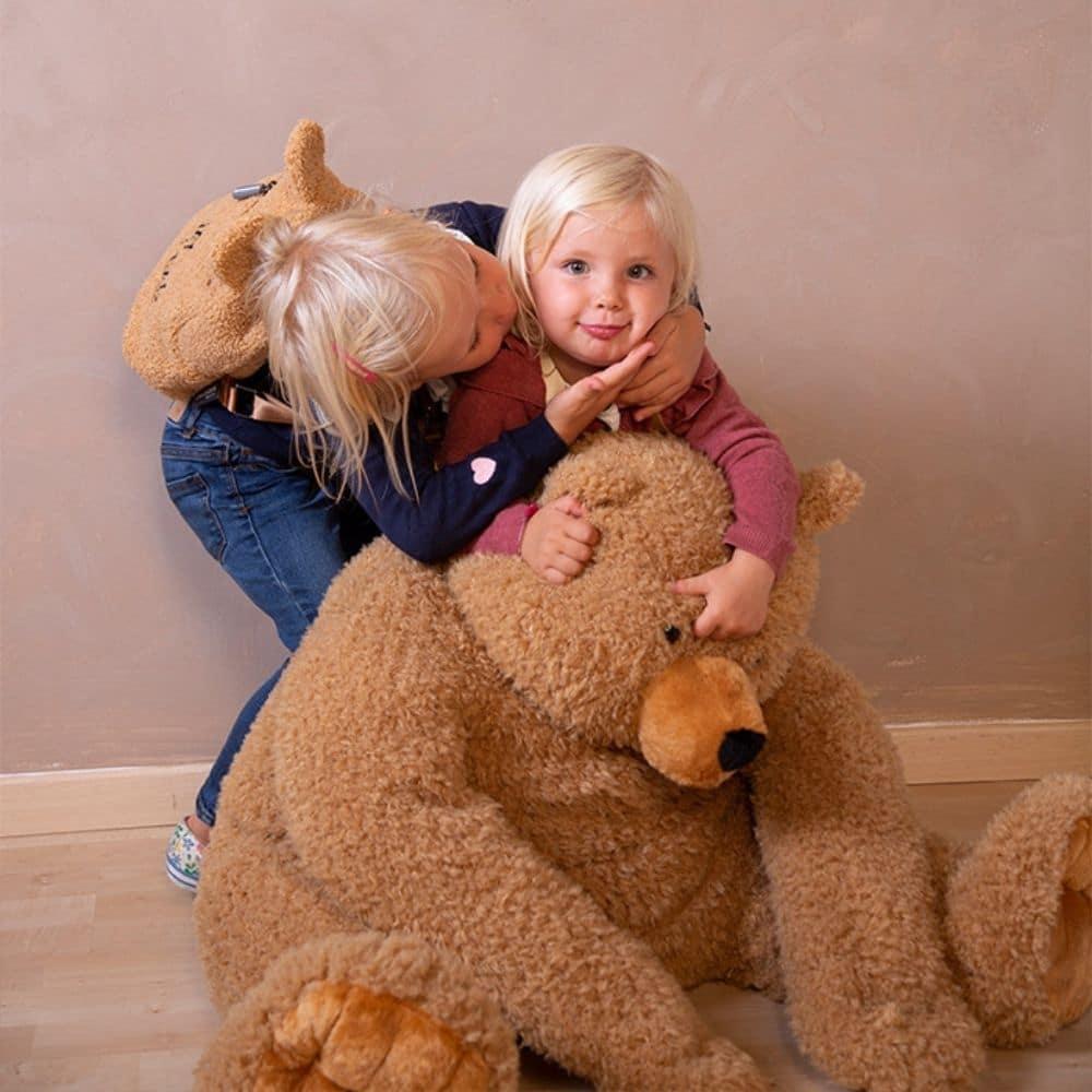 Banc enfant rotin avec coussin - Childhome